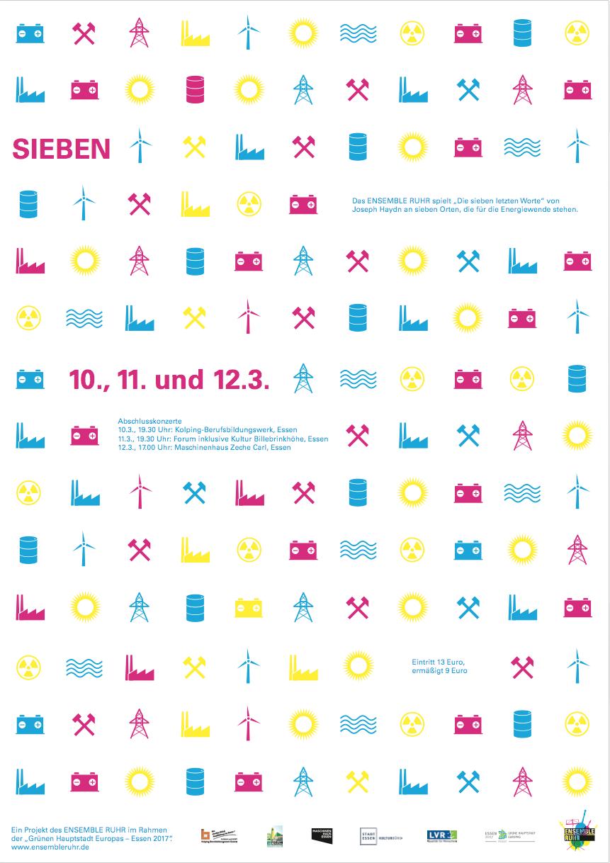 Sieben (2017) | Ensemble Ruhr